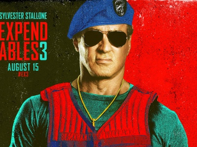 Sylvester Stallone In Expendables 3 (click to view)