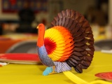 Thanksgiving Turkey Decorations