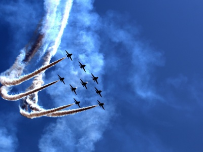 The Airplanes On Air Parade (click to view)