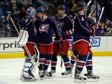 The Columbus Blue Jackets Players