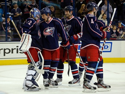 The Columbus Blue Jackets Players (click to view)