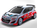 The Hyundai I20 - World Rally Car