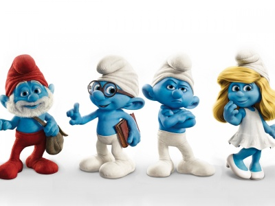 The Smurfs Movie (2011) (click to view)
