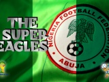 The Super Eagles Nigeria Football Crest