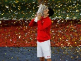 The Winner Novak Djokovic
