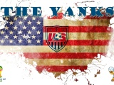 The Yanks US Soccer Crest