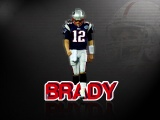 Tom Brady 2015 New England Patriots