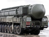 Topol-M Intercontinental Missile