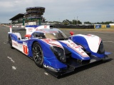 Toyota Le Mans Japan Brand Motor Racing