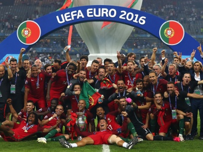 Uefa Euro 2016 Winners Portugal (click to view)