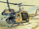 U.S. Army Bell UH-1D Iroquois