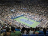 US Open Tennis - Center Court