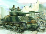 USA WW2 Tank M4 Sherman