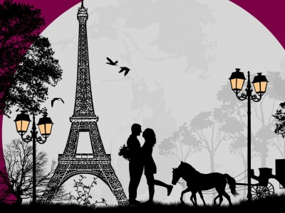Valentines Day In Paris (click to view)