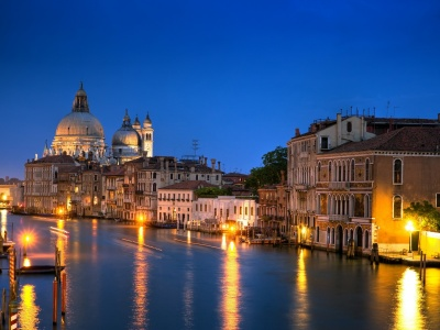 Venice The Grand Canal (click to view)