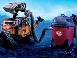 Wall E Robot Vacuum Cleaner Funny