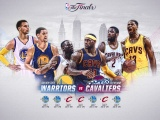 Warriors Vs Cavaliers Finals 2016