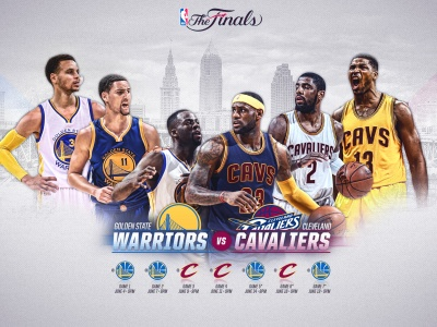 Warriors Vs Cavaliers Finals 2016 (click to view)