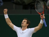 Wimbledon Champion 2013 Andy Murray