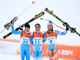 Winners In Alpine Skiing Sochi 2014