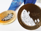 Winter Olympic Medals Sochi 2014