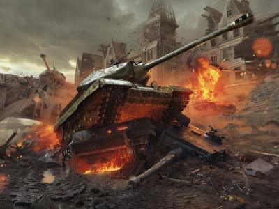 World Of Tanks Tank Rush (click to view)