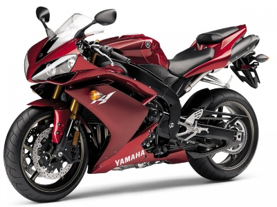 Yamaha YZF-R1 (click to view)