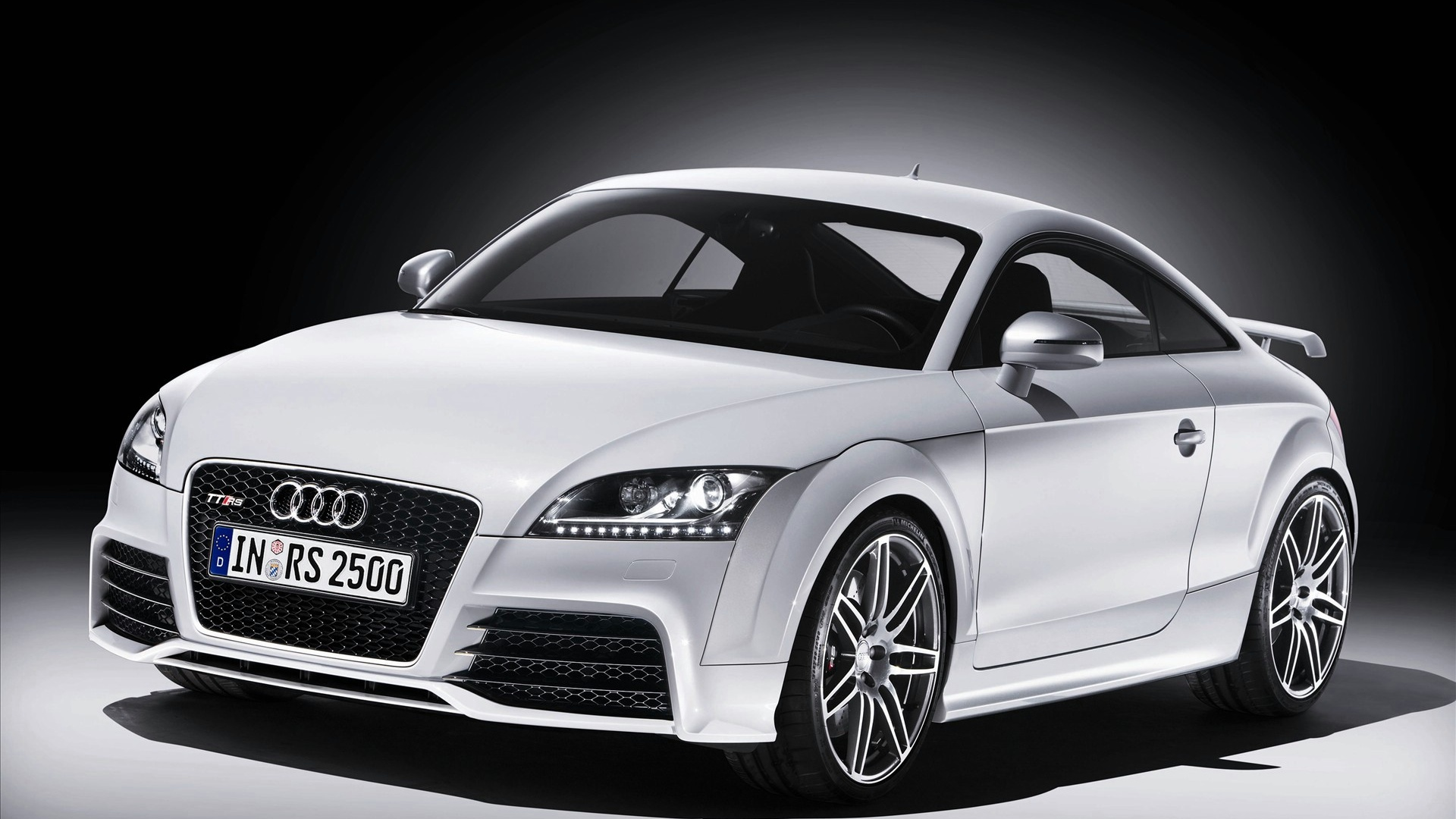 2010 Audi Tt Rs Coupe 6