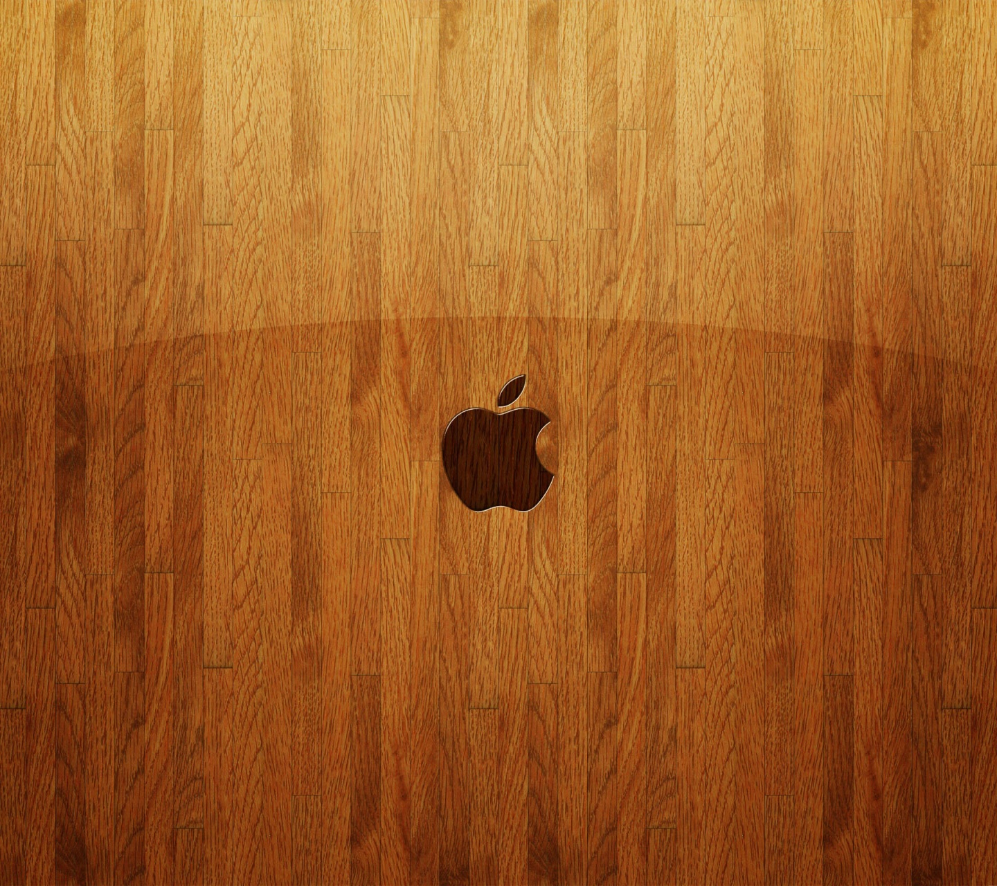 Apple Think Different Wood Background Computer