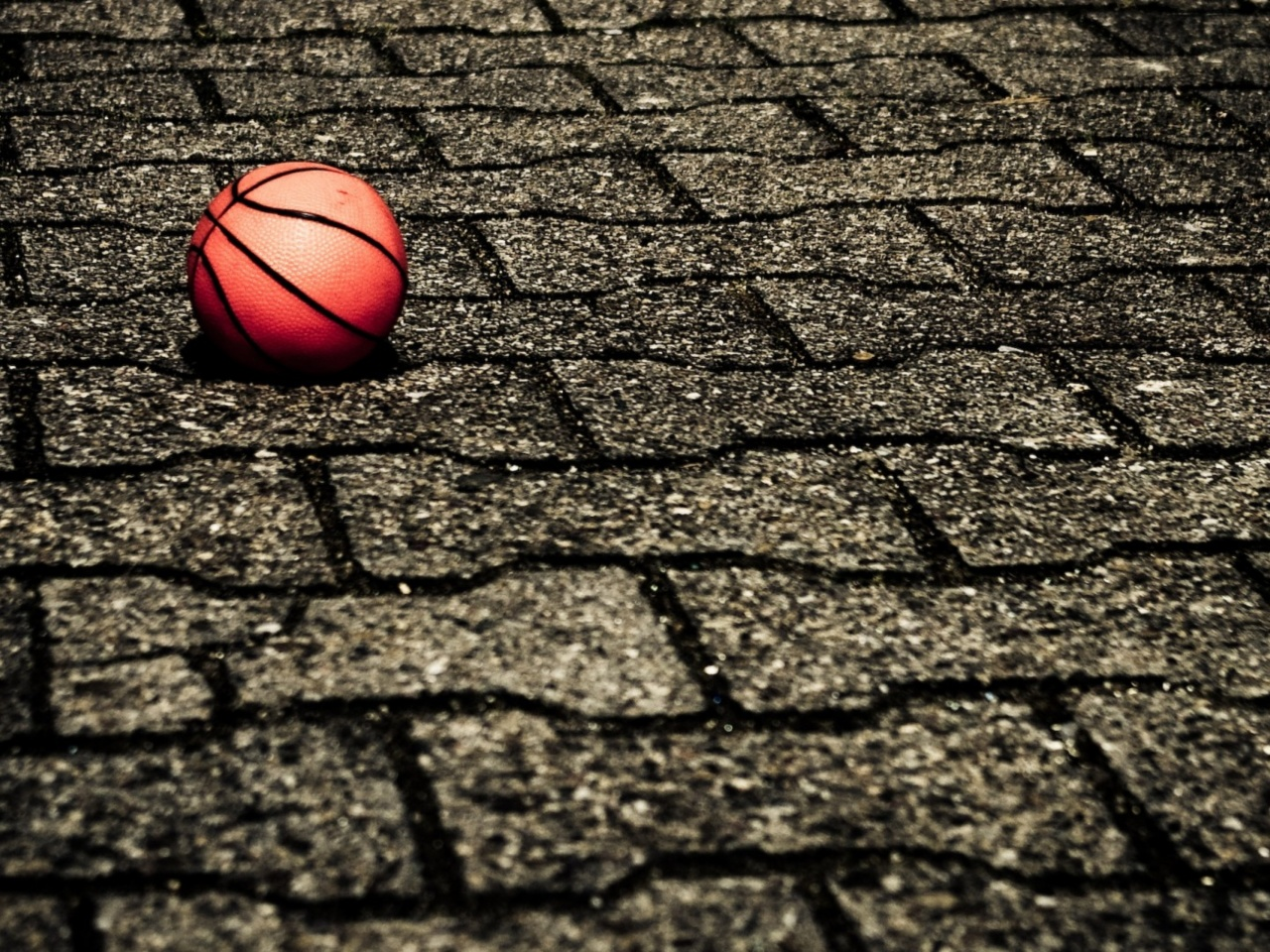 Basketball On The Street