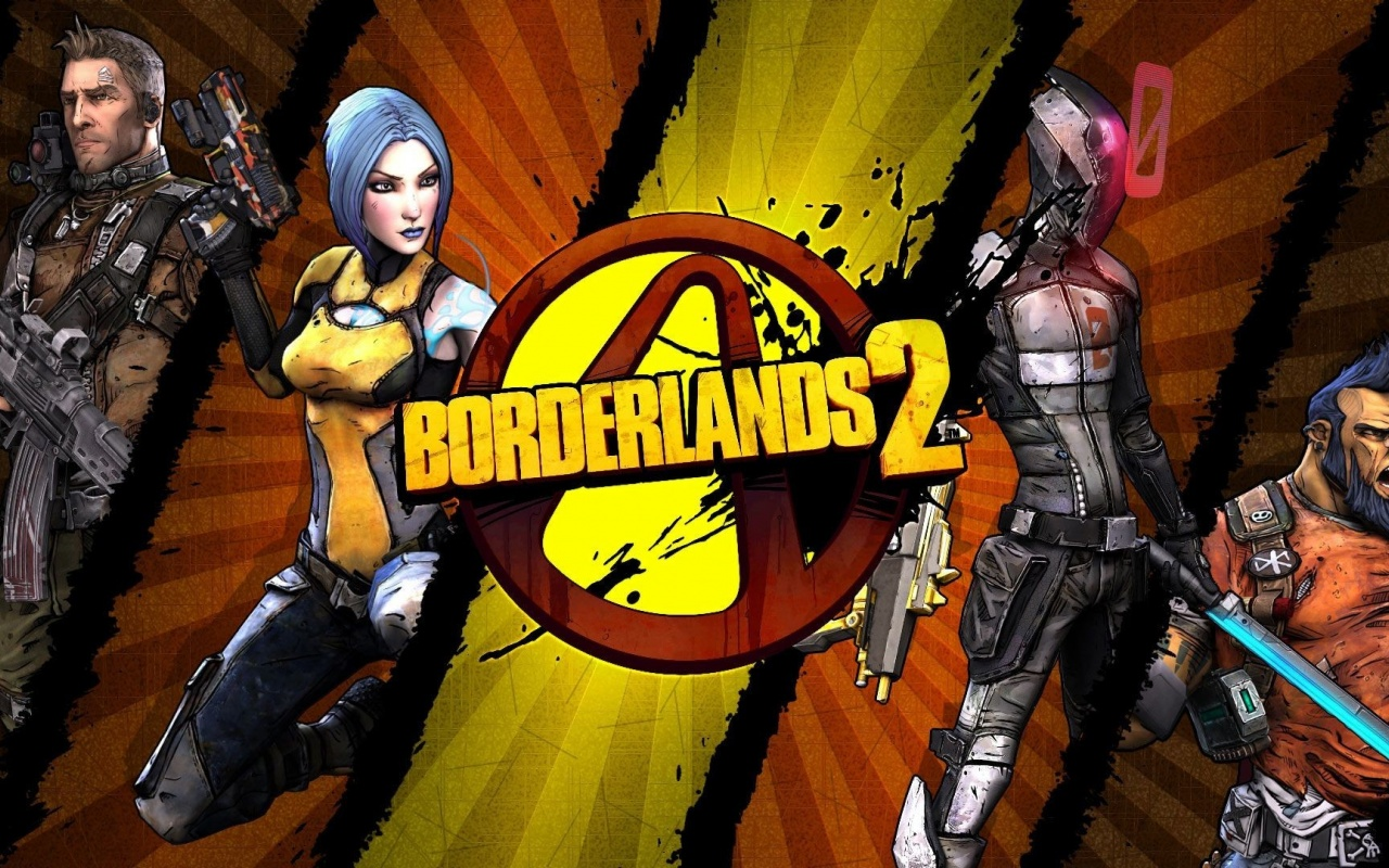 Borderlands 2 Games