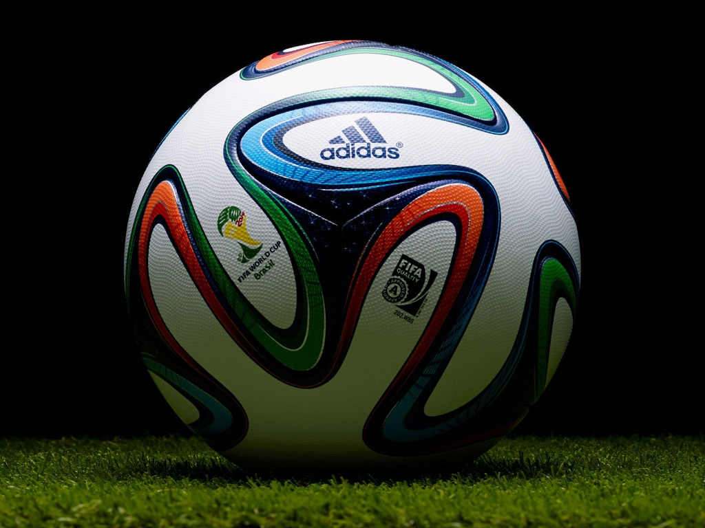 Brazuca 2014 WC Official Match Ball