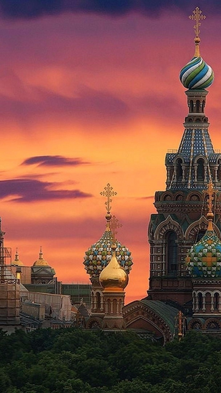 Church On Spilled Blood S Petersburg