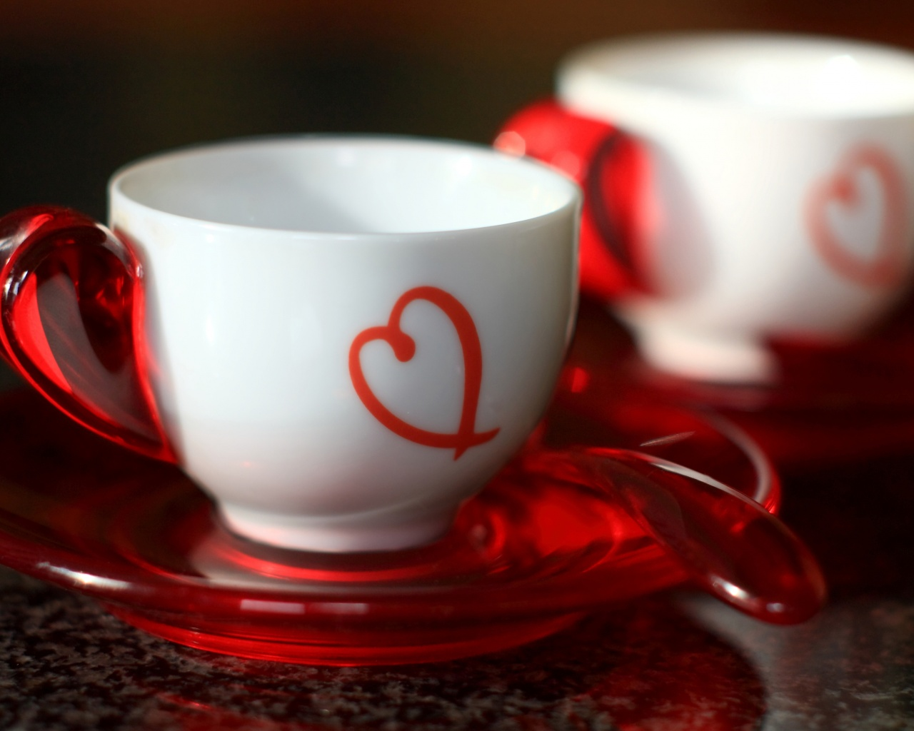 Couple Of Cups Valentines Day
