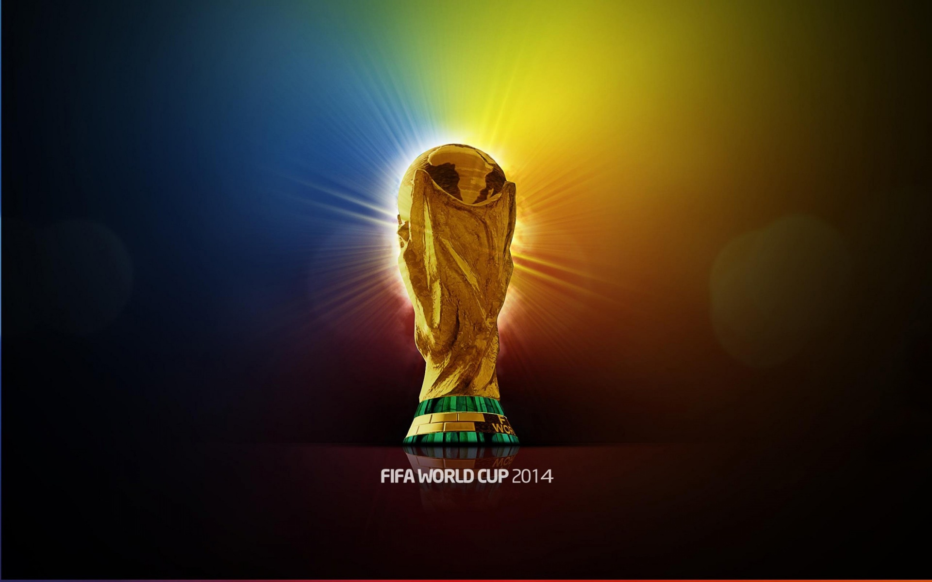 Fifa World Cup Trophy 2014 Brazil