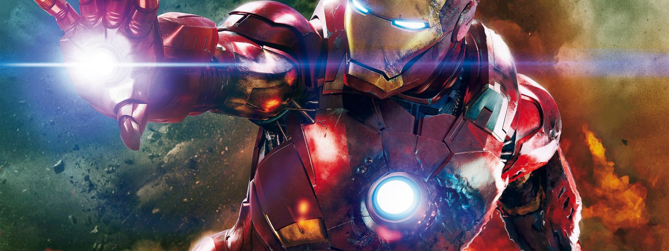 Iron Man Marvel Comics