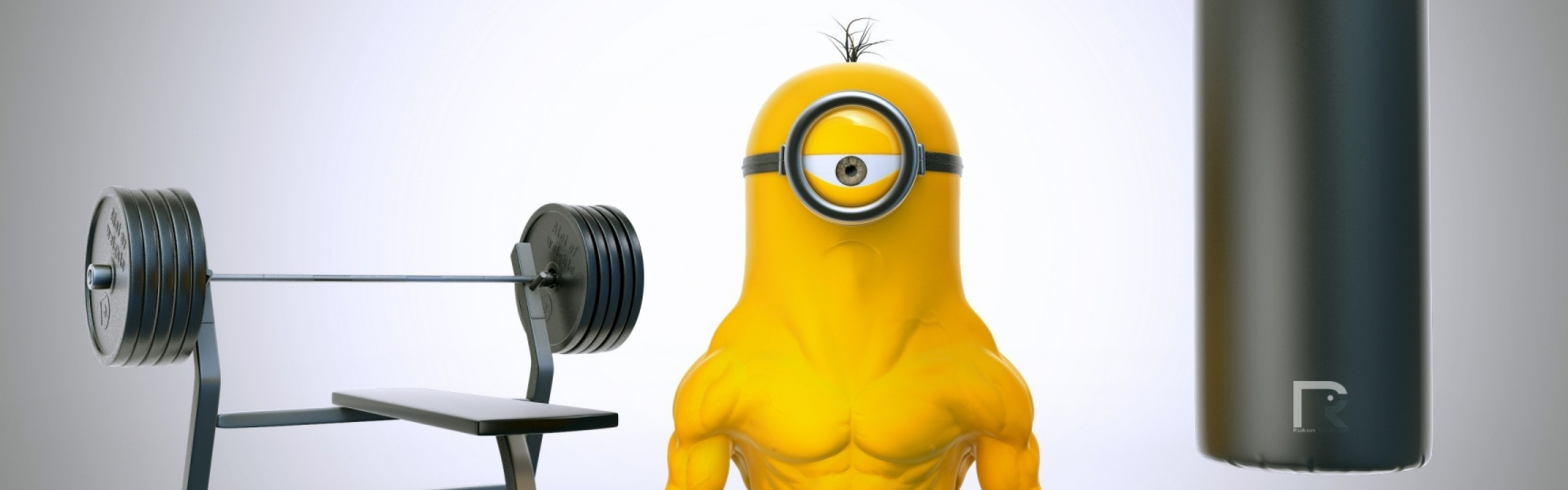 Minion Bodybuilder