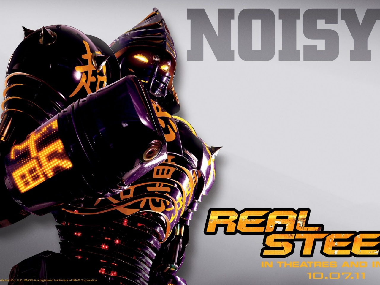 Real Steel Wallpapers 7