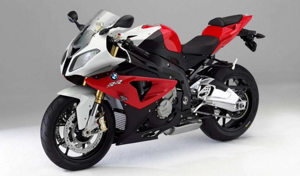 Red BMW S1000RR Wallpaper