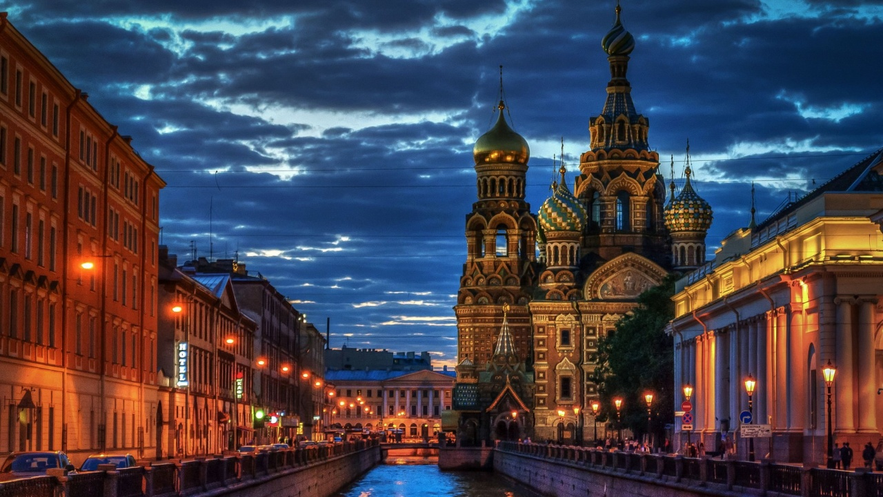 Saint Petersburg - Russia