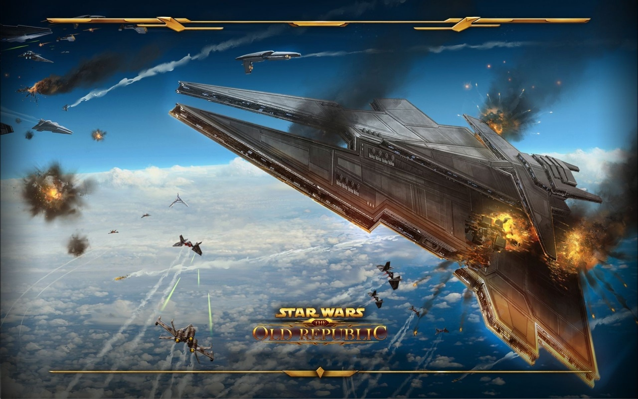 Star Wars The Old Republic Aircraft War