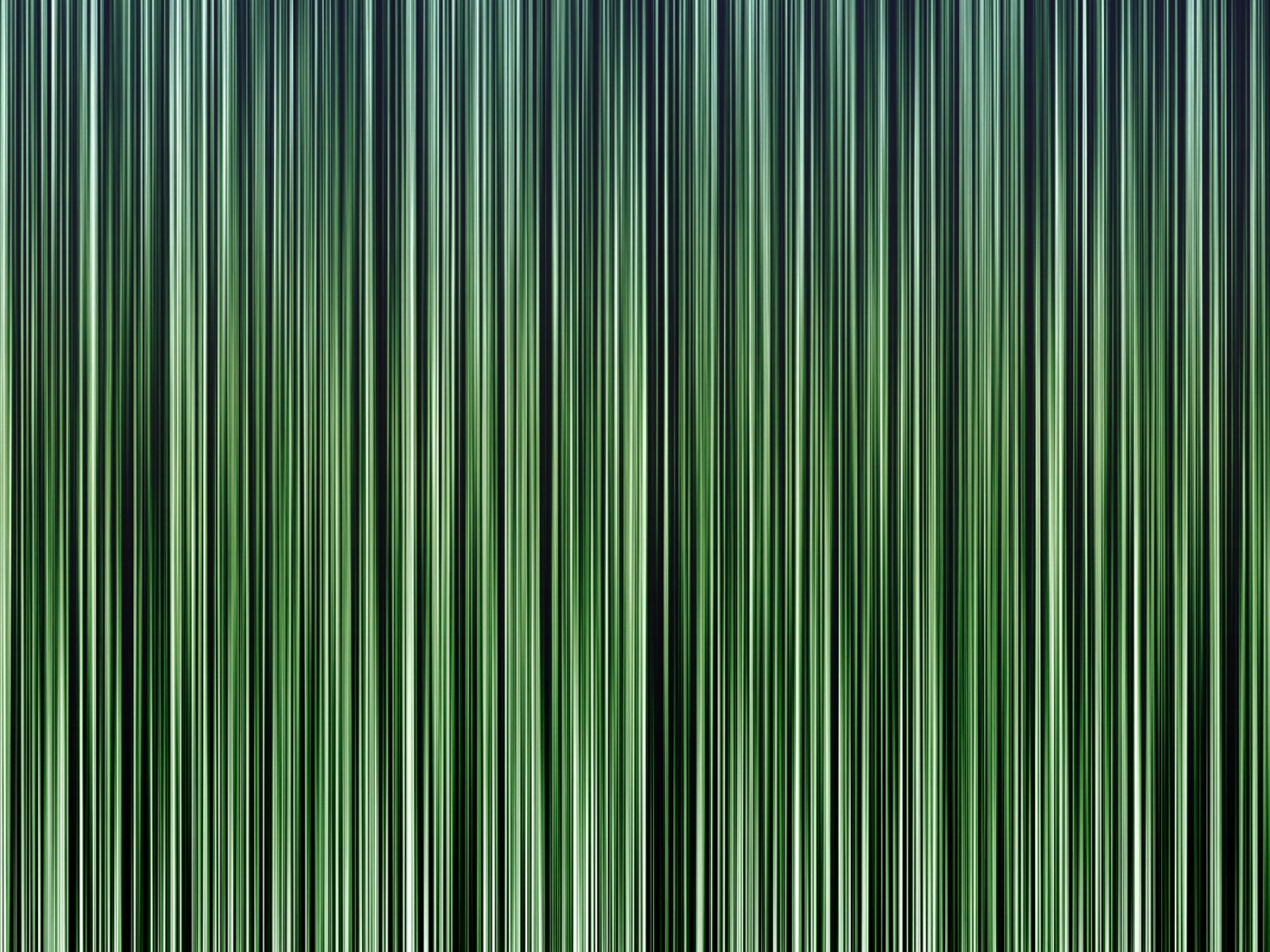 Stripes Lines Green