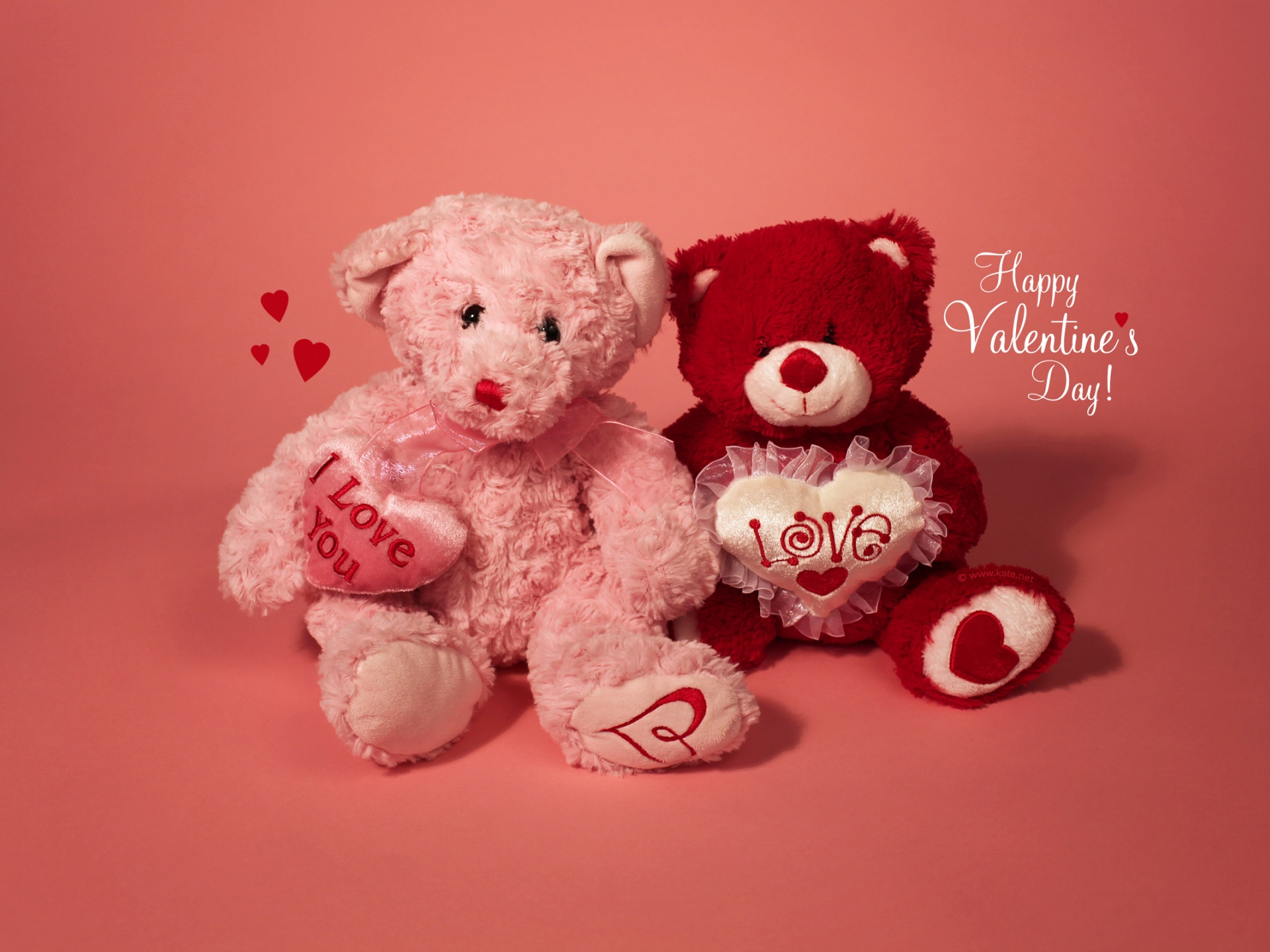 Teddy Bears For Valentine