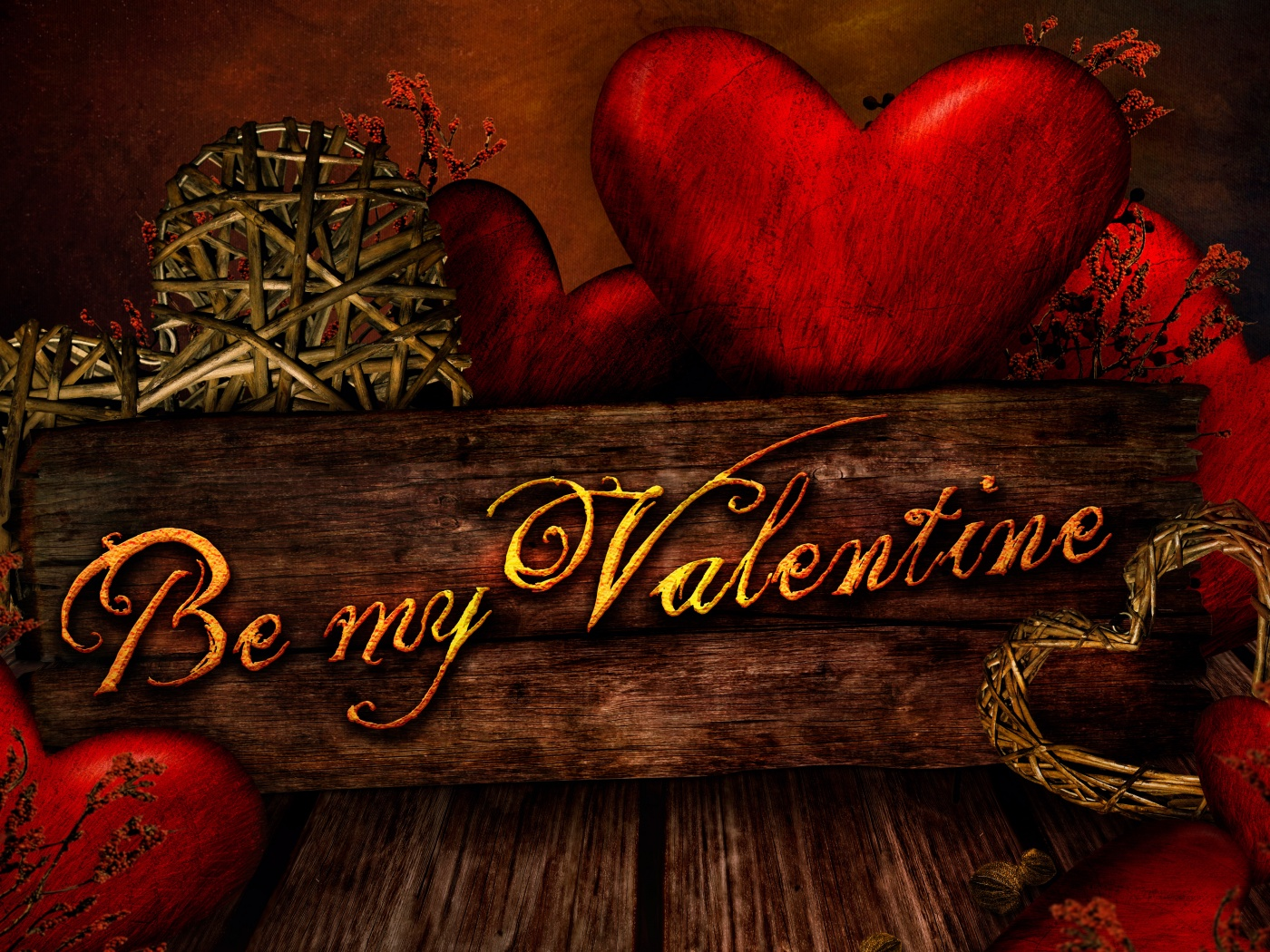Valentines Day 3d Wallpapers