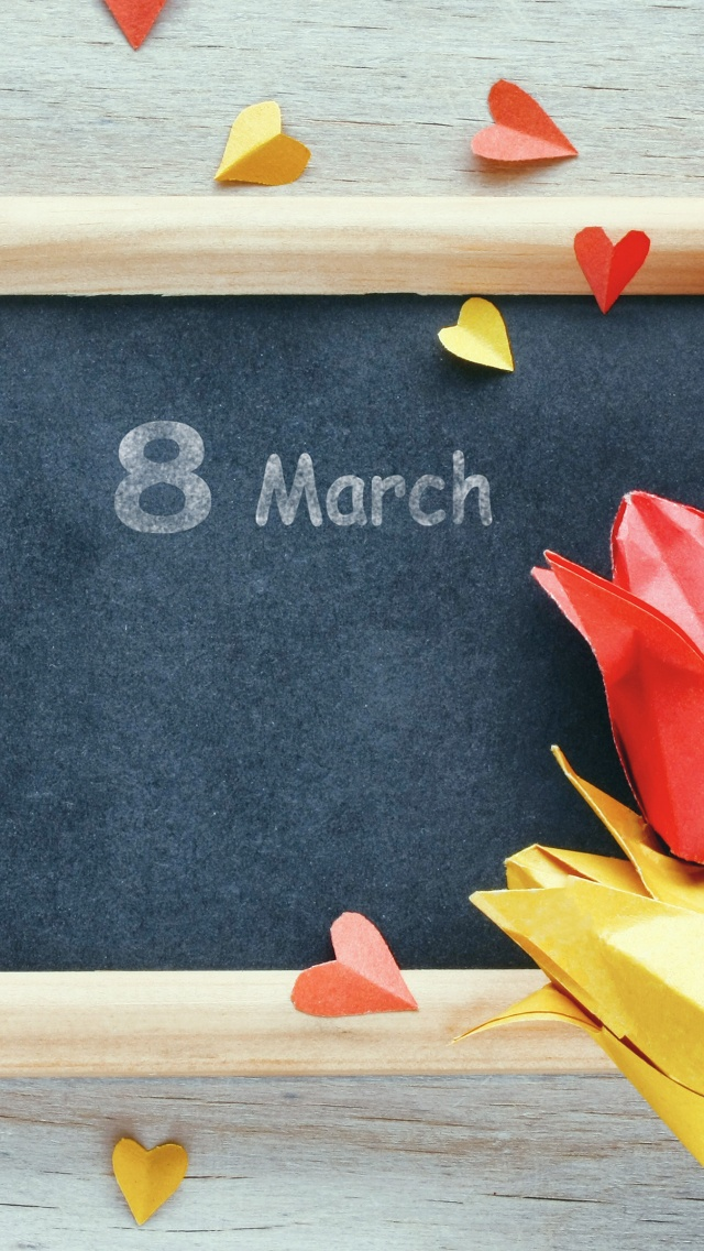 Womens Day Holidays March 8